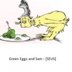 Green Eggs and Sam [SEUS]